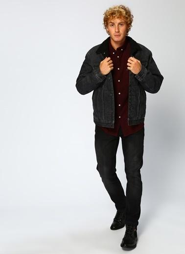 Lee&Wrangler Ceket Siyah